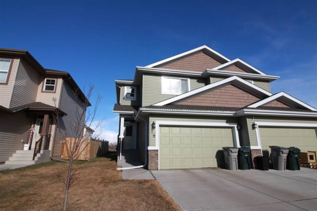 79 South Creek Wynd, Stony Plain, AB T7Z 0J8 (#E4154531) :: Mozaic Realty Group