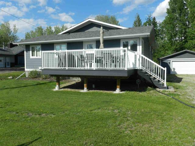 4 Bay Drive, Rural Lac Ste. Anne County, AB T0E 0V0 (#E4154607) :: Mozaic Realty Group