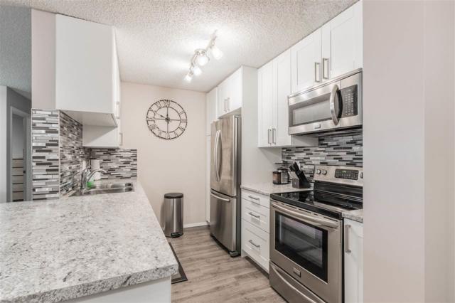 125 10511 42 Avenue, Edmonton, AB T6J 7G8 (#E4154683) :: David St. Jean Real Estate Group