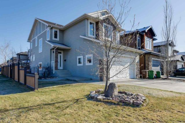 200 North Ridge Drive, St. Albert, AB T8N 3K1 (#E4154787) :: The Foundry Real Estate Company