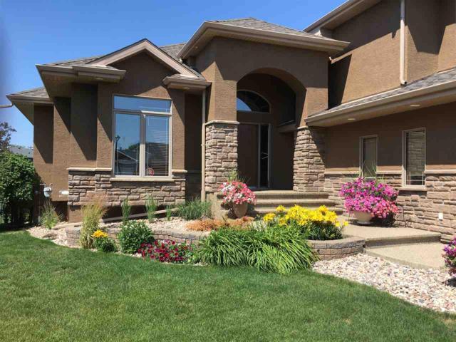 24 Whispering Cove, Stony Plain, AB T7X 2X9 (#E4154788) :: David St. Jean Real Estate Group