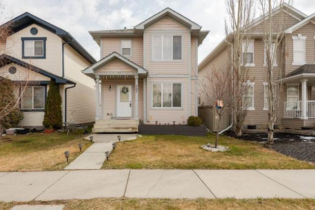 207 85 Street, Edmonton, AB T6H 1H5 (#E4154882) :: The Foundry Real Estate Company
