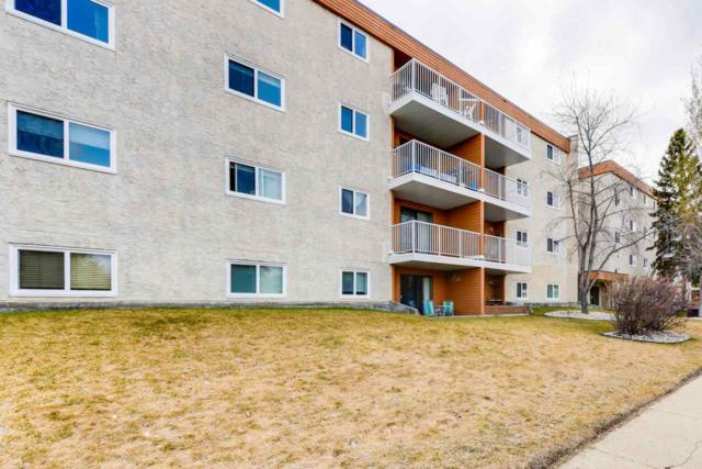 406 3611 145 Avenue, Edmonton, AB T5Y 2L7 (#E4154890) :: Mozaic Realty Group
