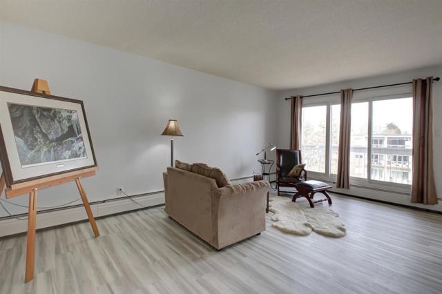 302 11460 40 Avenue NW, Edmonton, AB T6J 0R5 (#E4154977) :: David St. Jean Real Estate Group