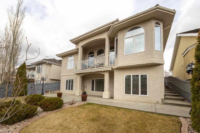 192 Darlington Crescent, Edmonton, AB T6M 2T2 (#E4155051) :: Mozaic Realty Group