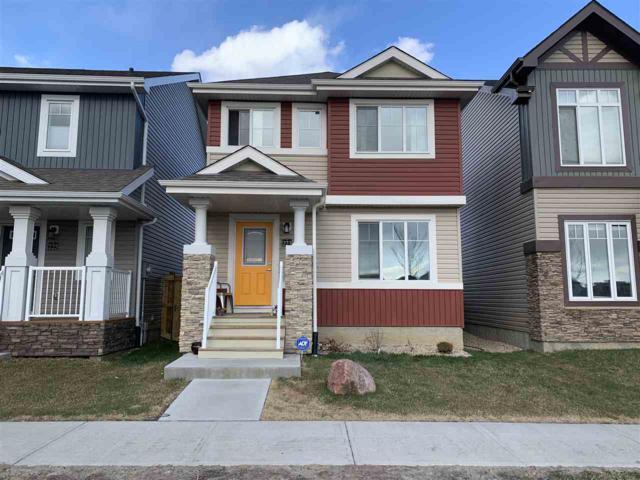 223 Cy Becker Boulevard, Edmonton, AB T5Y 3R8 (#E4155083) :: Mozaic Realty Group