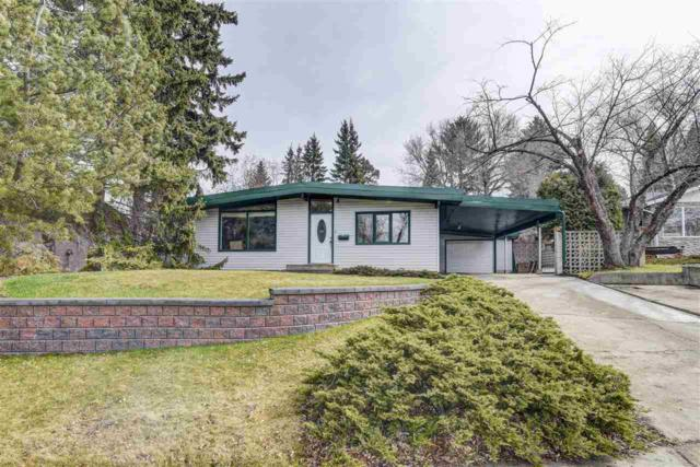 36 Glenmore Crescent, St. Albert, AB T8N 0S7 (#E4155090) :: The Foundry Real Estate Company