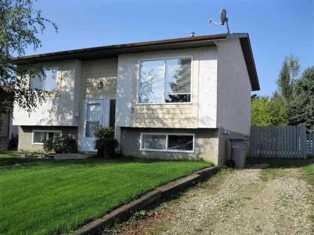 3 Glenwood Crescent, Stony Plain, AB T7X 1A2 (#E4155109) :: The Foundry Real Estate Company