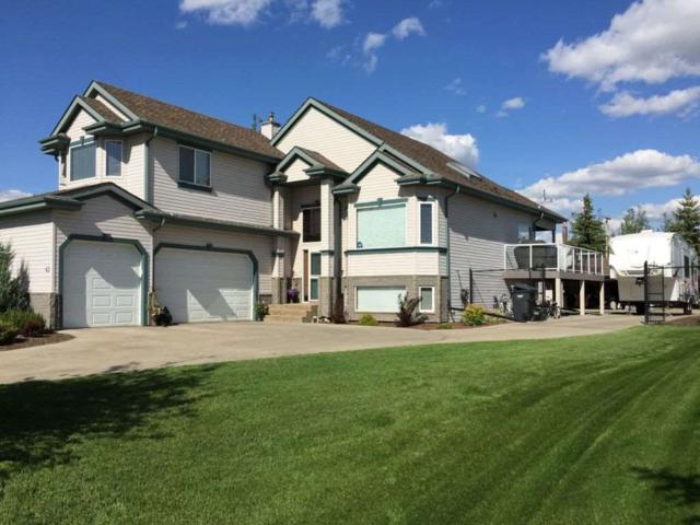 43 - 53302 Rge Rd 261, Rural Parkland County, AB T7Y 1A7 (#E4155129) :: Mozaic Realty Group