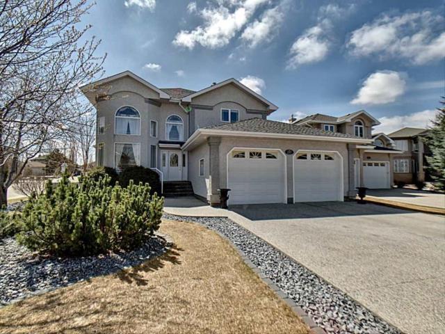 257 Tory Crescent, Edmonton, AB T6R 3A5 (#E4155212) :: The Foundry Real Estate Company