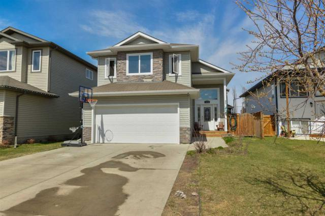 5216 39 Avenue, Gibbons, AB T0A 1N0 (#E4155322) :: The Foundry Real Estate Company