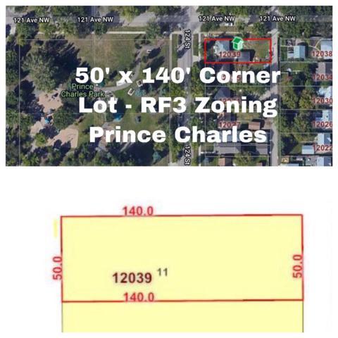 12039 124 Street, Edmonton, AB T5L 0M8 (#E4155420) :: Mozaic Realty Group