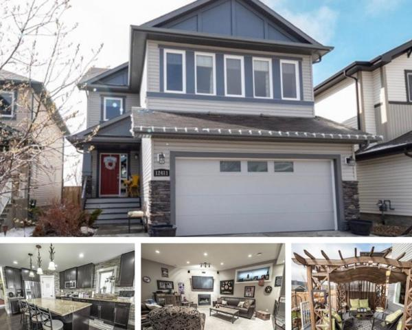 12411 171 Avenue, Edmonton, AB T5X 0E4 (#E4155422) :: The Foundry Real Estate Company