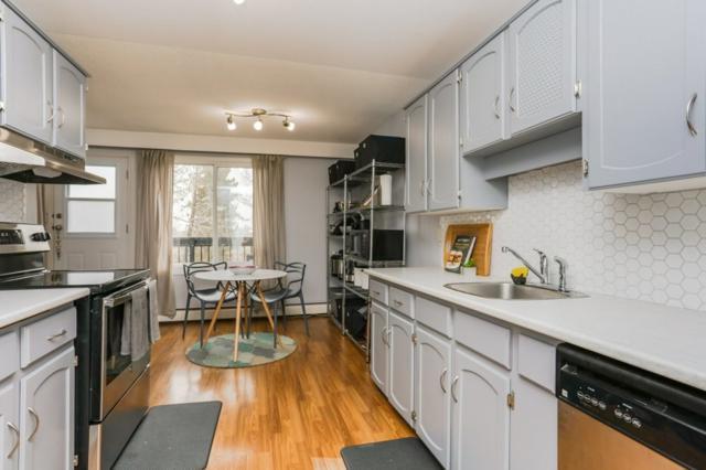 207 7815 159 Street, Edmonton, AB T5R 2E1 (#E4155425) :: David St. Jean Real Estate Group