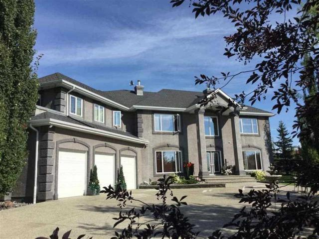 74 53302 Rge Rd 261, Rural Parkland County, AB T7Y 1A7 (#E4155444) :: Mozaic Realty Group