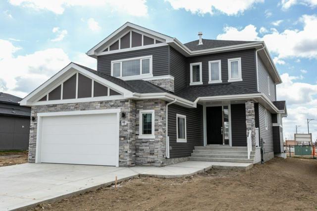 88 Enchanted Way, St. Albert, AB T8N 7R7 (#E4155683) :: David St. Jean Real Estate Group