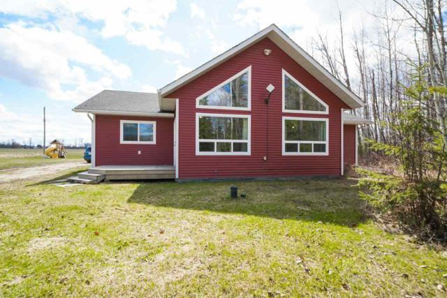 611 54426 RR 40, Rural Lac Ste. Anne County, AB T0E 0A1 (#E4155724) :: Mozaic Realty Group