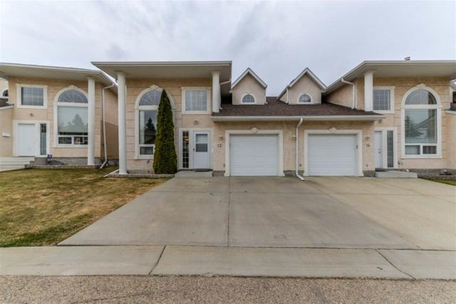 #13 4 Fraser Drive NW, St. Albert, AB T8N 6P1 (#E4155800) :: The Foundry Real Estate Company
