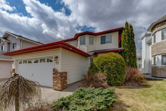 22 Oakridge Drive N, St. Albert, AB T8N 6H8 (#E4155832) :: The Foundry Real Estate Company