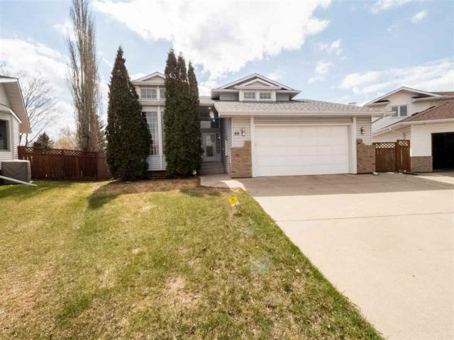 68 Highcliff Road, Sherwood Park, AB T8A 5K9 (#E4155847) :: The Foundry Real Estate Company