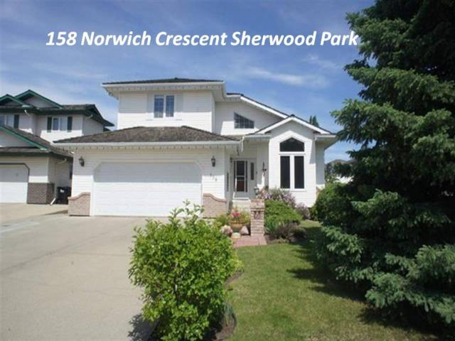 158 Norwich Crescent, Sherwood Park, AB T8A 5S1 (#E4155876) :: Mozaic Realty Group