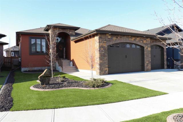 53 Woods Place, Leduc, AB T9E 0N7 (#E4155941) :: The Foundry Real Estate Company