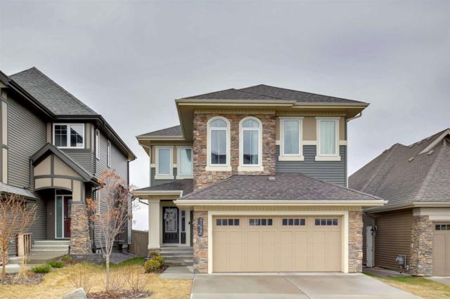 3758 Kidd Crescent, Edmonton, AB T6W 2R1 (#E4155976) :: Mozaic Realty Group