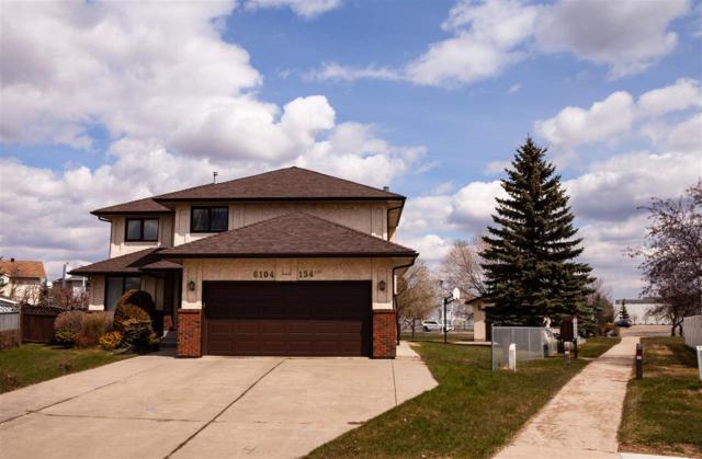 6104 154 Avenue, Edmonton, AB T5Y 2N2 (#E4156007) :: David St. Jean Real Estate Group