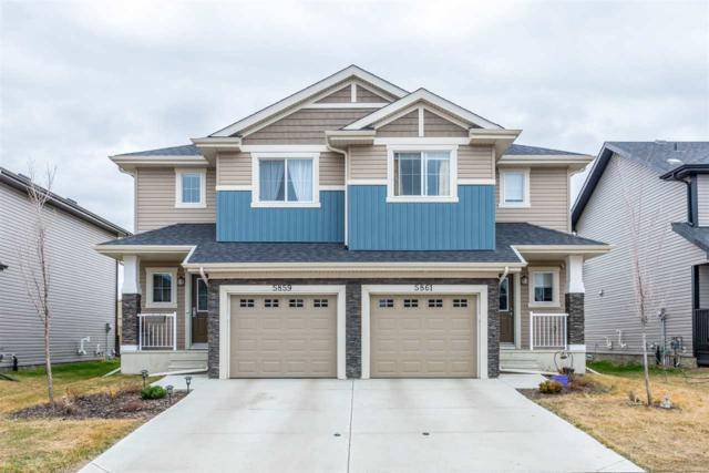 5861 Anthony Crescent, Edmonton, AB T6W 3H4 (#E4156008) :: The Foundry Real Estate Company