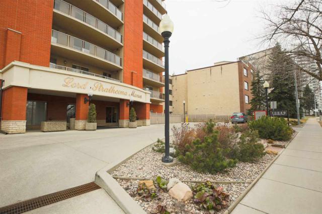101 10649 Saskatchewan Drive, Edmonton, AB T6E 6S8 (#E4156019) :: David St. Jean Real Estate Group