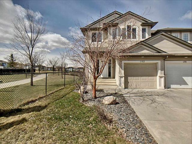 162 Summerton Crescent, Sherwood Park, AB T8H 2V7 (#E4156143) :: The Foundry Real Estate Company