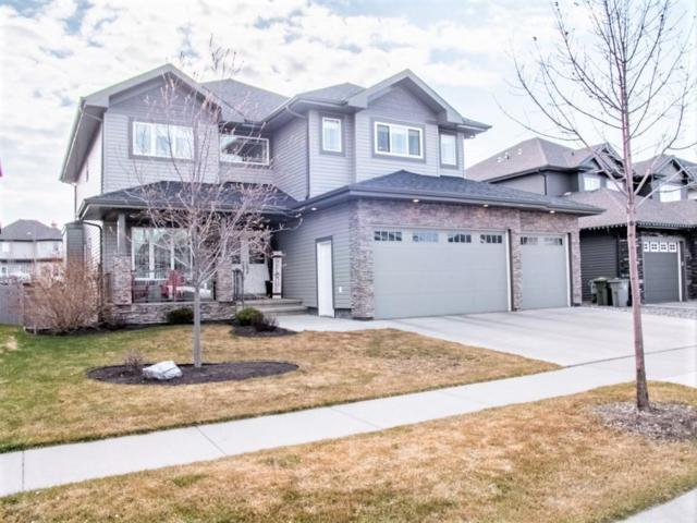 3303 64 Street, Beaumont, AB T4X 0G4 (#E4156157) :: The Foundry Real Estate Company