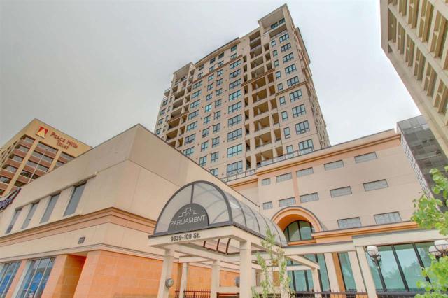 804 9939 109 Street, Edmonton, AB T5K 1H6 (#E4156167) :: The Foundry Real Estate Company