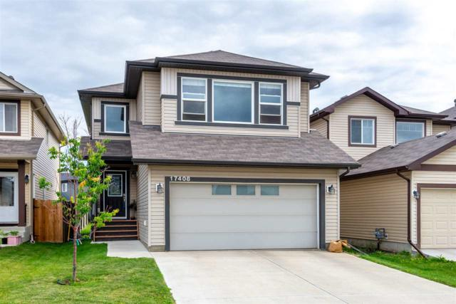 17408 5 Avenue, Edmonton, AB T6W 2A6 (#E4156207) :: David St. Jean Real Estate Group