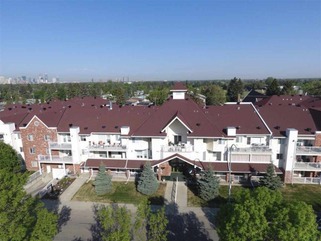 112 6220 Fulton Road, Edmonton, AB T6A 3T4 (#E4156220) :: Mozaic Realty Group