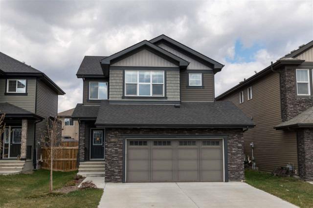 3168 Whitelaw Drive, Edmonton, AB T6W 0P9 (#E4156270) :: David St. Jean Real Estate Group