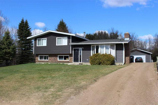 5138 56A Ave, Elk Point, AB T0A 1A0 (#E4156283) :: David St. Jean Real Estate Group