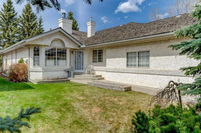 131 IRONWOOD Place, Edmonton, AB T6J 6R4 (#E4156289) :: David St. Jean Real Estate Group