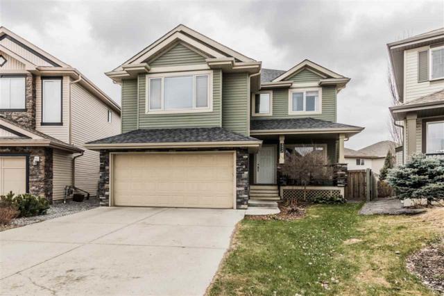 6944 Strom Lane, Edmonton, AB T6R 0J9 (#E4156355) :: The Foundry Real Estate Company