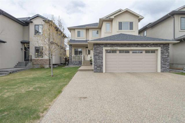 17540 110 Street, Edmonton, AB T5X 0B7 (#E4156417) :: David St. Jean Real Estate Group