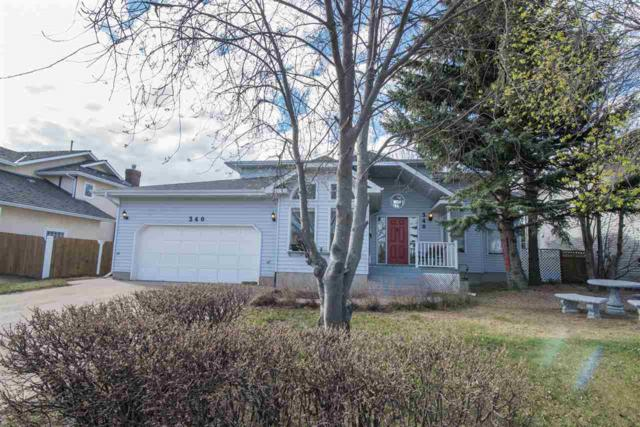340 Parkview Drive, Wetaskiwin, AB T9A 3K1 (#E4156432) :: The Foundry Real Estate Company