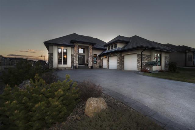 4204 Westcliff Court, Edmonton, AB T6W 0Y1 (#E4156485) :: David St. Jean Real Estate Group