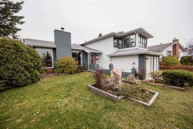 150 Willow Drive, Wetaskiwin, AB T9A 2E9 (#E4156534) :: The Foundry Real Estate Company