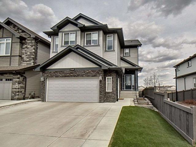 17039 43 Street, Edmonton, AB T5Y 0Z3 (#E4156663) :: Mozaic Realty Group