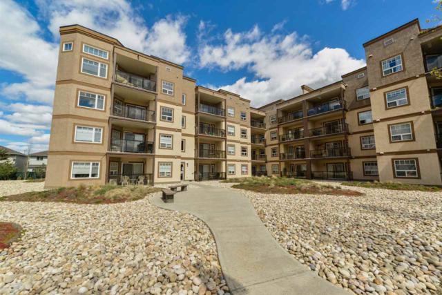 107 2045 Grantham Court, Edmonton, AB T5T 3X6 (#E4156670) :: The Foundry Real Estate Company