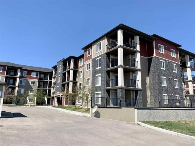 407 5390 Chappelle Road SW, Edmonton, AB T6W 3K7 (#E4156719) :: The Foundry Real Estate Company