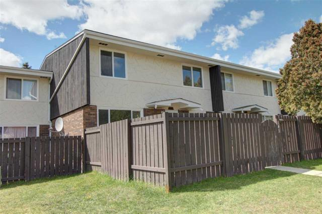 144 Roseland Village, Edmonton, AB T5E 5R6 (#E4156766) :: The Foundry Real Estate Company