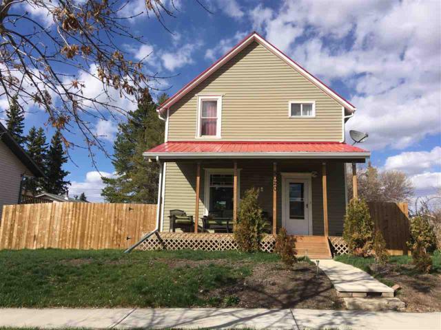 5020 54 Avenue, Ryley, AB T0B 4A0 (#E4156823) :: David St. Jean Real Estate Group