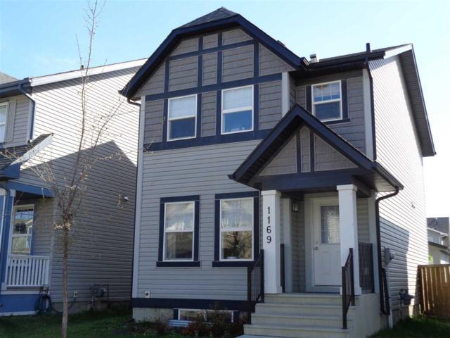 1169 Mcconachie Boulevard, Edmonton, AB T5Y 0T8 (#E4156881) :: The Foundry Real Estate Company