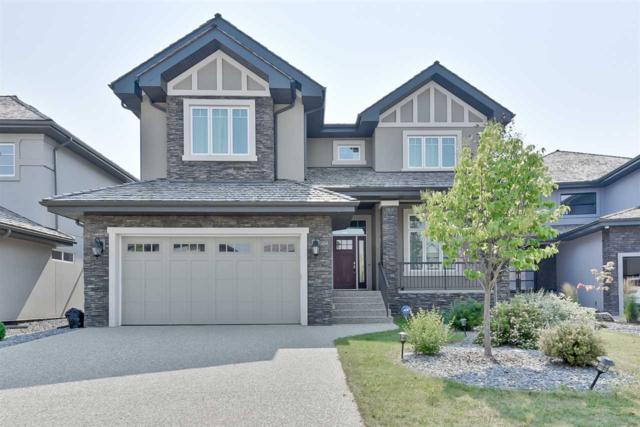 4409 Westcliff Close, Edmonton, AB T6W 2L2 (#E4156893) :: David St. Jean Real Estate Group